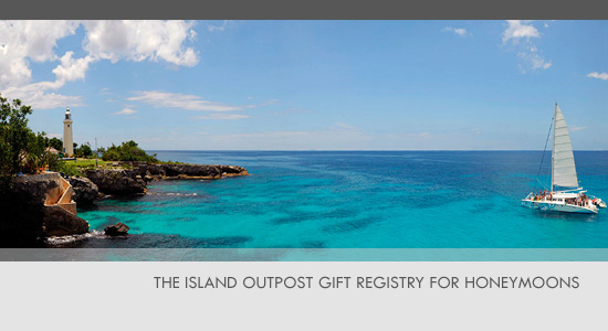When looking for a Jamaica Honeymoon, make Island Outpost your destination.  Create your Jamaica Honeymoon Registry here