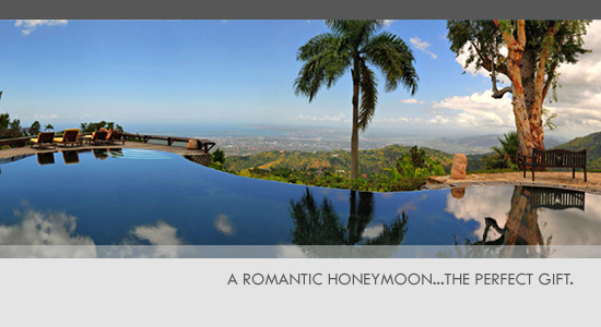 Visit the Island Outpost Jamaica Honeymoon Registry Signup to begin the road to the perfect Jamaican honeymoon